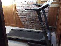 Pro Fitnes Motorised Treadmill 335/9363