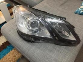 Brand new headlight unit for Mercedes e class w212