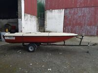 (BIG PRICE DROP) 14ft Fishing And Shooting Boat