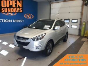 2015 Hyundai Tucson GLS HUGE SUNROOF! ONLY 23035KM!