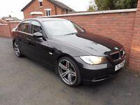 2007 BMW 320D SE{EXCELLENT SPEC,FINANCE,WARRANTY AVA,87000 MILES}
