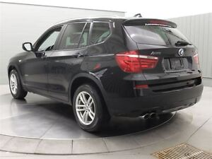 2013 BMW X3 XDRIVE 28I MAGS TOIT PANORAMIQUE CUIR West Island Greater Montréal image 11