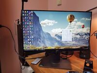 Dell S2716DG - gaming monitor GSync 2k 1440 p 144 hz Manufacture refurbished - new