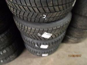 205/65R15 4 2 ARE BLACKLINE  AND 2 MATRIX WINTER TIRES ON CAMRY RIMS