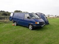 1996 VW T4 Transporter, 2.4 cc, Part CAMPER Conversion, DAY VAN