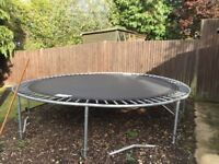 Trampoline for FREE. £0.00