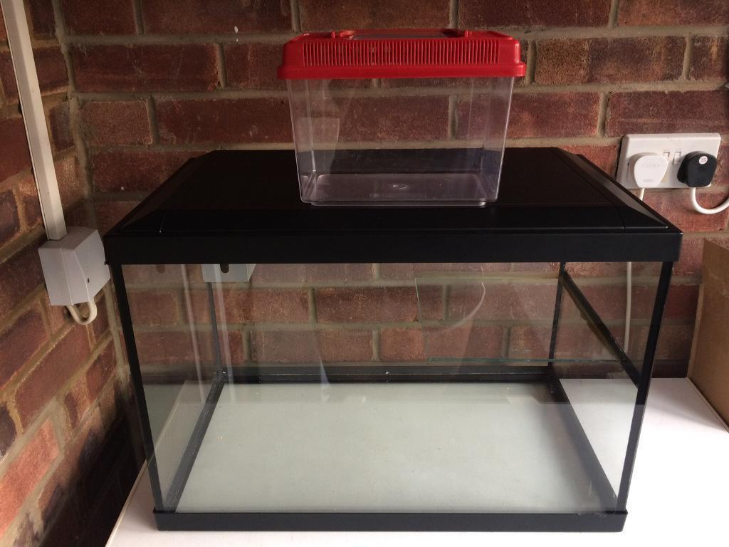 Glass tank/Fish tank/Gerbil tank/Mouse tank/Hamster tank