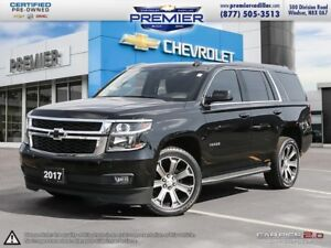 2017 Chevrolet Tahoe 4x4 Premier PREMIER EDITION WITH 22' RIMS N
