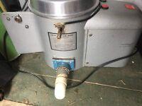 Potato Rumbler / Peeler.