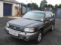 4x4 subaru forester all weather estate no faults driving every day very versatile vehicle offers