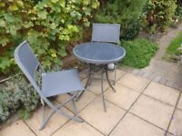 Bistro Table & 2 Chairs