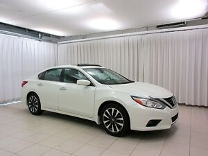 2016 Nissan Altima SV SEDAN w/ BACKUP CAM, BLUETOOTH, FACTORY RE