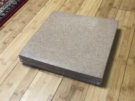Cork floor or wall tiles 50 in total 305x305x4mm thick
