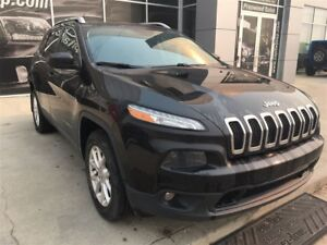 2016 Jeep Cherokee North| Cloth| Remote Start| Sunroof| Front He