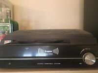 £10 ! Steepletone st926 vinyl record player turntable
