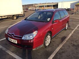 2005 CITROEN C5 VTR HDI ESTATE / MOT / NEW TURBO FITTED / TOW BAR / WE DELIVER