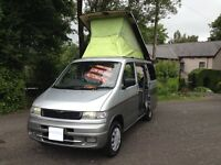 HI SPEC MAZDA BONGO 2.5TD DAY VAN/SURF BUS/CAMPER / LOW MILES/LOW LEVEL COOLANT ALARM/ VW T4 VW T5