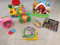 Toy bundle musical fun & ideal first learning