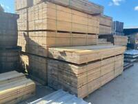 New Wooden Scaffold Boards / Planks ~ 10Ft
