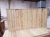 🌟 Budget Fence Panels