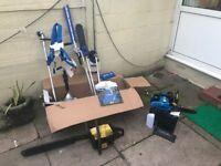 Job lot tree &garden tools