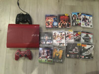 ps3 + games +2 controllers