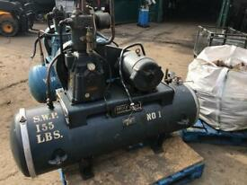BROOMWADE 3-Phase 4H.P. Air Compressor