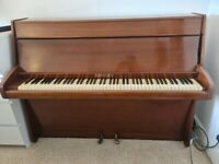 Bentley Overstrung Upright Piano - Collection Only