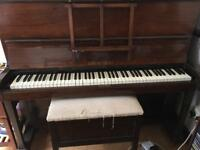 Kingscroft piano