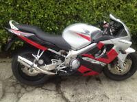 Honda CBR600F Delkevic Exhaust - Like New. F4 & F4i 1999 - 2007. CBR600 CBR 600F CBR 600 F