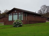 2 bed Luxury Lodge for hire on 5* award winning Hunters Quay Holiday Village Dunoon