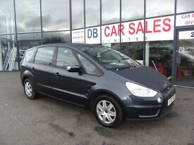 2007 07 FORD S-MAX 2.0 LX TDCI 5D 143 BHP **** GUARANTEED FINANCE **** PART EX WELCOME