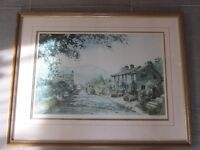 John Sibson Print - signed limited edition