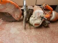 Ts350 stihl saw