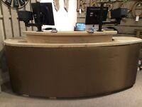 Bespoke Design Cash/Reception Desk