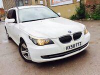 BMW 530d auto lci facelift 58reg msport interior not Audi A8 535d 335d 525d x5 vw