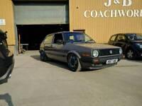 1991 VW Golf Gti Mk2