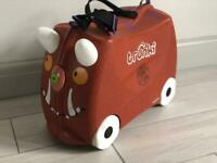 Gruffalo Trunki ride-on child's suitcase