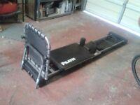 Palates machine