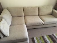 DFS Corner Sofa - Immaculate Condition