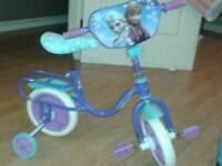 Kids frozen Bike hello kitty scooters