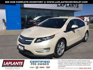 2014 Chevrolet Volt Electric Leather