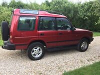 LANDROVER DISCOVERY 2.5 TDI AUTO 7 SEATER SUPERB ORDER THROUGHOUT AND PERFECTLY MAINTAINED !!