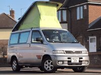 Mazda Bongo Auto Free Top 2.5 Turbo Diesel Camper 4dr 4WD - 1 YEAR MOT *** RUST FREE ***
