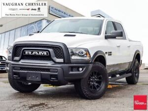 2018 Ram 1500 Rebel Crew Cab 4x4* Rambox * Only 854 kms !!
