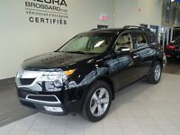 2013 Acura MDX Technology Package Navigation DVD , Certifie Acur