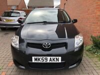 TOYOTA Auris 1.33-VVT-i 5dr only 61,168 miles and CAT D