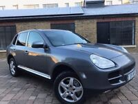 PORSCHE CAYENNE S TIPTRONIC S AWD**FULL SERVICE HISTORY**HPI CLEAR**