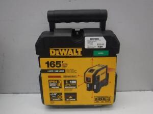 DeWalt 5 Spot/Line Laser (New in Box) - We Buy and Sell Contractor Tools at Cash Pawn - 117249 - OR1022405