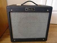 Fender Pro Junior 15 Watt Valve Amp - Hardly Used - Excellent Condition